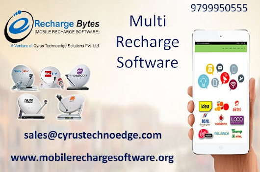 Effective Mobile Recharge API Software Service with e Recharge-Byte