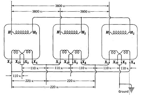 110 Volt 220 Volt Motor Wiring Diagram