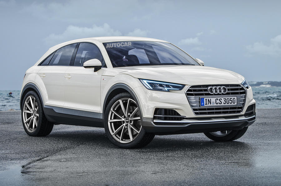 Audi Q4 | 2017 - 2018 Best Cars Reviews