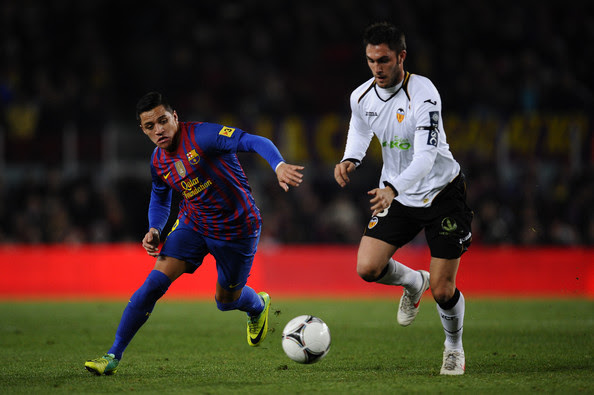 FC Barcelona (2) v Valencia CF (0) - Copa del Rey - FC ...