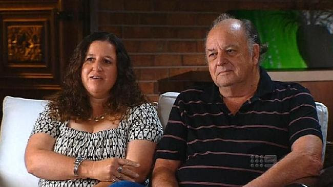 Father and daughter John and Jennifer Deaves confessed on television their sex life was