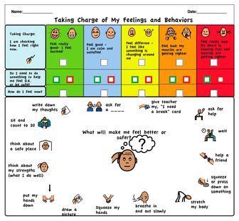 ( free download) Taking charge of my feelings and behaviors | self-regulation_of_emotions.pdf
