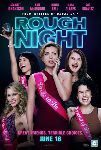 Rough Night 2017 Dual Audio ORG Hindi 480p BluRay 350MB ESubs
