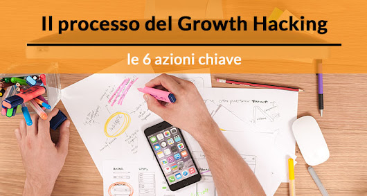 Il processo del Growth Hacking: le 6 azioni chiave | GERARDO FORLIANO | Growth Hacking Obsession