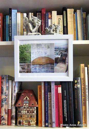 Kirjailijan työhuone by Anna Amnell