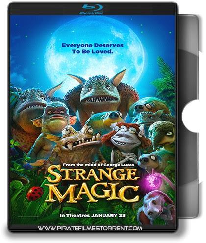 Magia Estranha - Blu-ray Rip 720p e 1080p Torrent