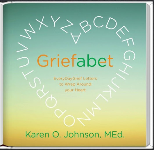 Griefabet eBook for eReaders is a Book to Soothe Your Soul & Strengthen Your Serenity in Dazzling Color!