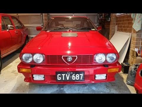 Used Alfa Romeo Gtv6 For Sale