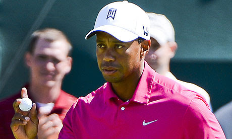 Tiger Woods and the curious case of his serial questionable drops