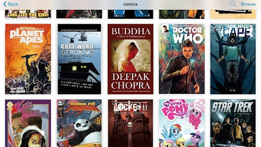 Hoopla Digital Now Lets You Check Out Ebooks and Comics for Free