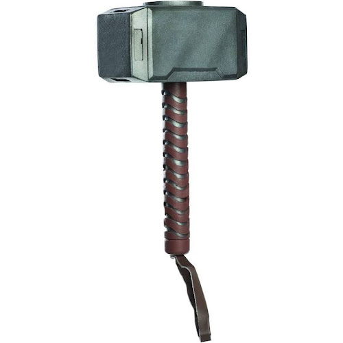 Rubie's Official Child's Marvel Avengers Assemble Thor Hammer