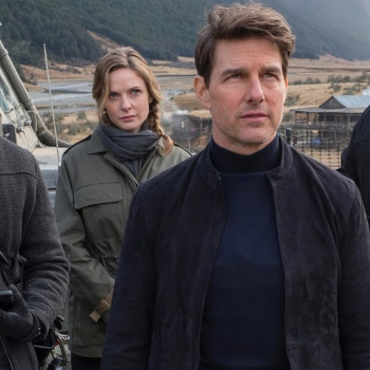 "Review: ""Mission: Impossible -- Fallout"""