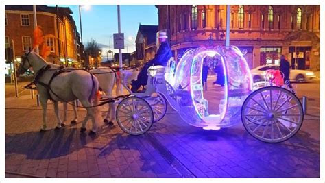 Cinderella Carriage Hire   Horse Drawn Carriages, UK
