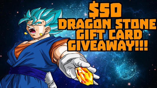 NEW MONTH GIVEAWAY! May $50 Dragon Stone Gift Card Giveaway