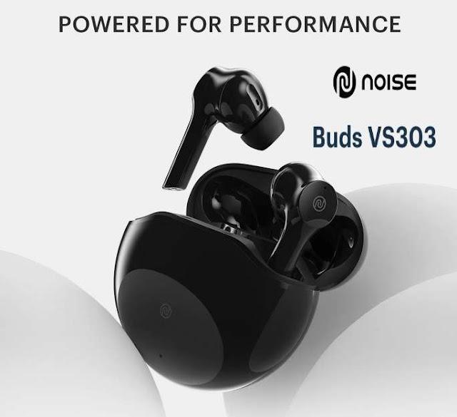 Noise Buds VS303: Noise कंपनी के नए वायरलेस ईयरबड्स हुए भारत में लॉन्च, जानिए डिटेल्स
