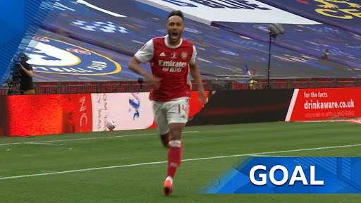 Avatar of FA Cup Final: Pierre-Emerick Aubameyang gives Arsenal lead against Chelsea