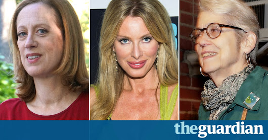 Donald Trump's sexual harassment accusers hope president goes way of Weinstein | US news | The Guardian