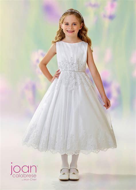 Joan Calabrese 118332 A line First Communion Dress