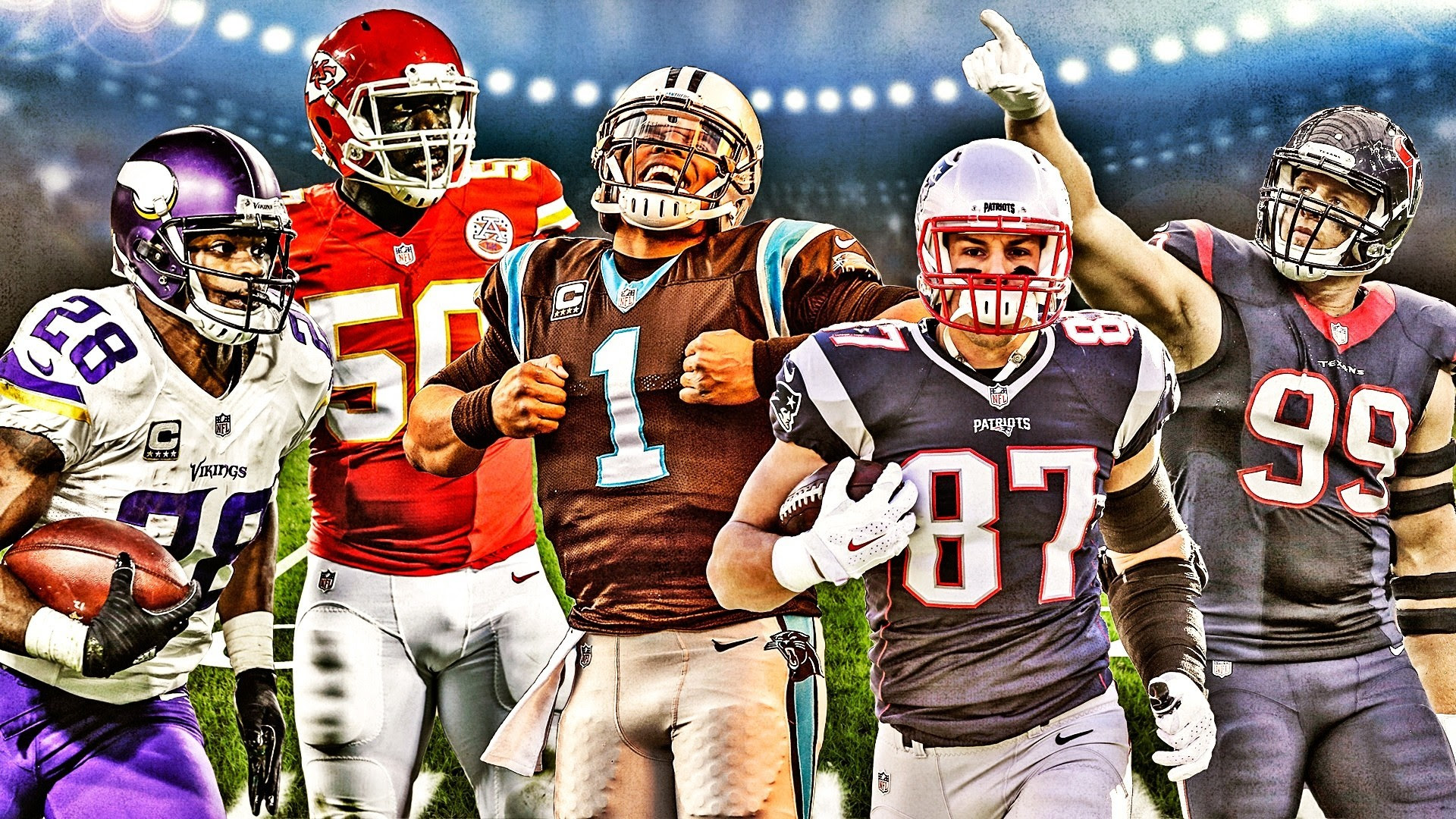 Cool Nfl Football Wallpapers (72+ background pictures)