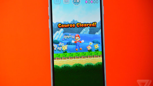 Why Nintendo finally brought Mario to iPhone