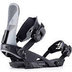 Ride Men's El Hefe Snowboard Binding
