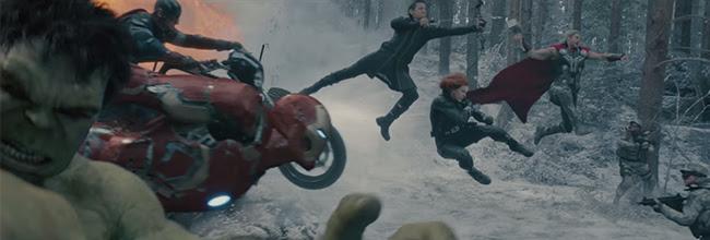 Fotograma de 'Vengadores: La era de Ultrón'