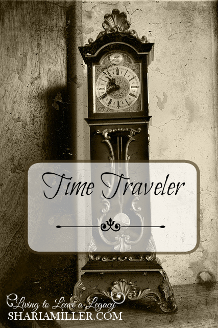 Time Traveler - Shari A. Miller