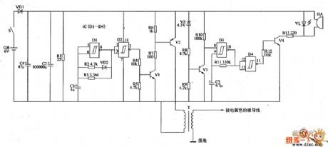 Electric Fence Electric Fence Controller Circuit