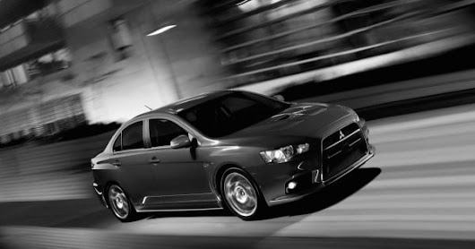 Mitsubishi wants to replace the Evo… with an SUV?