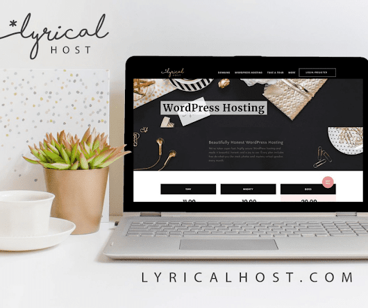 Review: Why I Chose Lyrical Host - Bliss Health Coaching