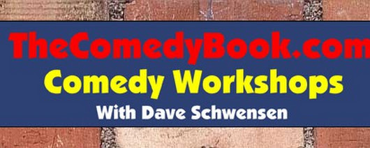 thecomedybook – Workshops and Coaching