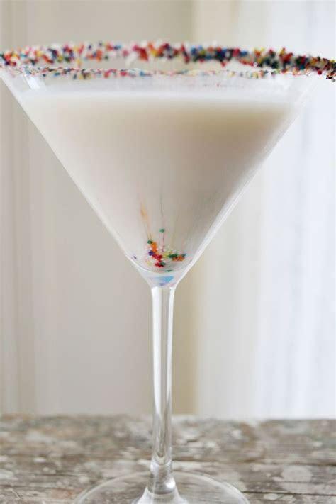Best 25  Birthday cake martini ideas on Pinterest