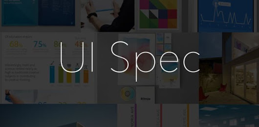 Why writing a user interface spec (UI spec) is critical for startup teams
