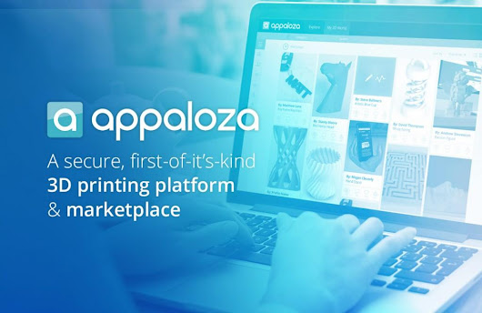 Appaloza Launches $4000 Design Competition & Announces In-game 3D Printing API for Developers