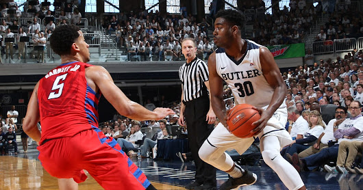 Doyel: How coming off the bench is something of a blessing for Butler's Kelan Martin