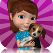 Talking Anya Dress Up & Pet Puppies App Review