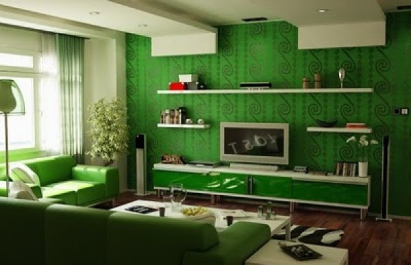 Modern Green Living