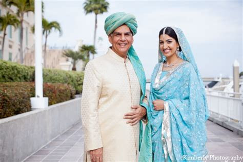 indian wedding father  bride outfit photo
