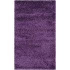 Safavieh Milan Shag Purple Rug - 3' x 5'