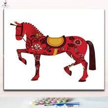 Kırmızı At Resimleri Ucuza Satın Alın Kırmızı At Resimleri Partiler