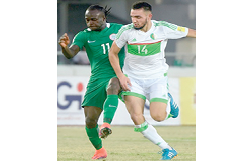Bafana clash: Why I omitted Moses - Rohr - New Telegraph Online