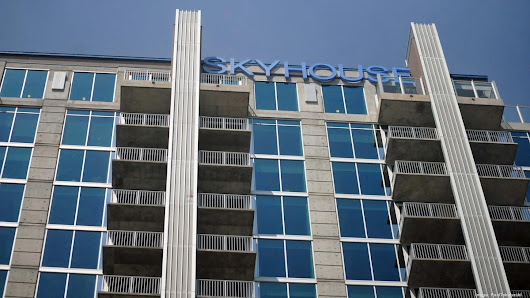 Inside SkyHouse River Oaks, a luxury apartment tower in Houston's Galleria area developed by Novare Group Inc. and Simpson Housing LLLP - Houston Business Journal