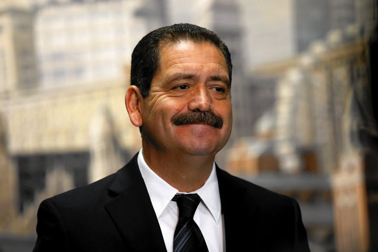 "Mayoral candidate Jesus ""Chuy"" Garcia"