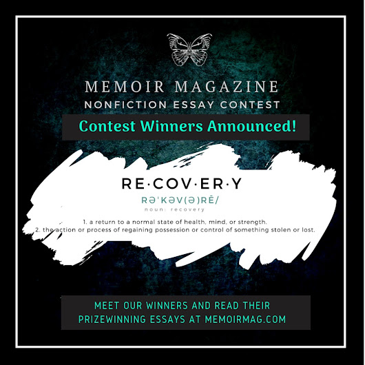 #Recovery Essay Contest Winners Announcement