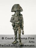 'Terminator Napoleon', bronze de Jonathan Meese (2006)
