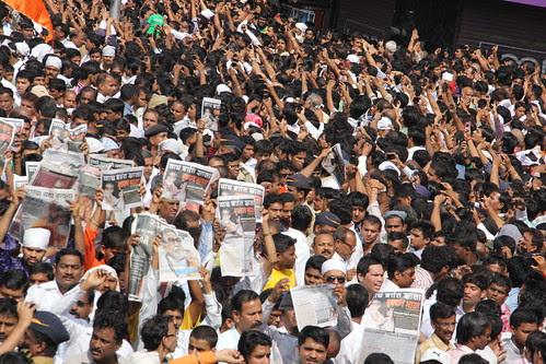 Sagle Maharashtrian Wahgh Hai Wagh Kadhi Shant Honar Nahi Jai Maharashtra by firoze shakir photographerno1