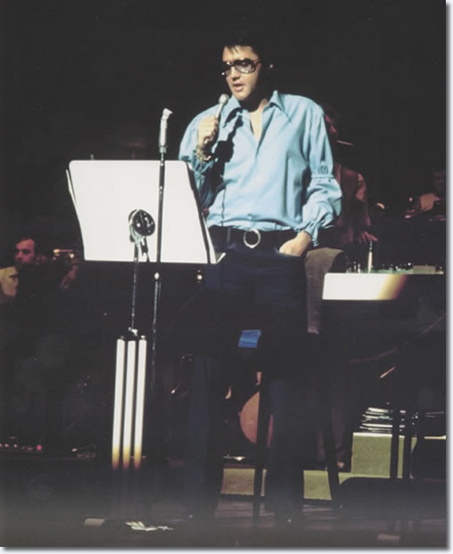 Elvis Presley : Las Vegas : August 10, 1970