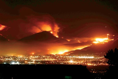 The Economic Impact of the California Wildfires - AIR CRE