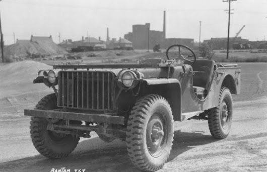 10 US & UK Military Vehicles That Helped the Allies Win WWII - Unshootables