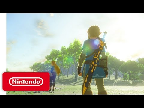 Zelda: Breath of the Wild has An Official Release Date